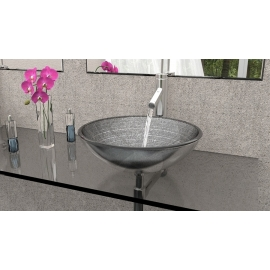 Vasque en verre 91004
