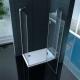 Cabine de douche Megan 80x100
