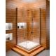 Cabine de douche Fold