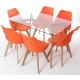 Table 120x80cm DT701