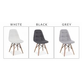 Chaise de salon design 1618-L