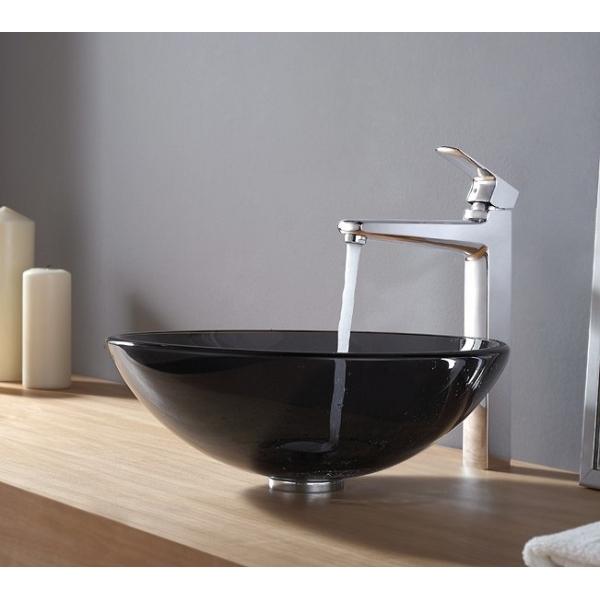 Vasque en verre 71005 - Vasque en verre ...