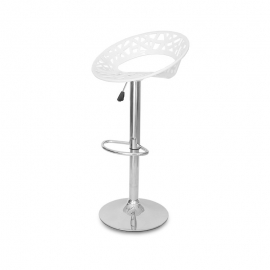 Chaise de bar azur Apori 736