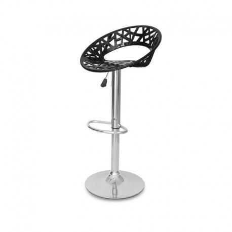 Chaise de bar azur Apori 736