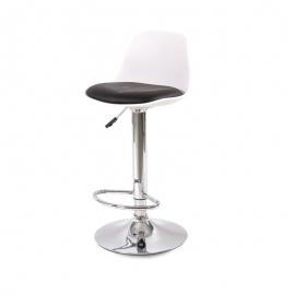 Chaise de bar Apori 742 éco-cuir