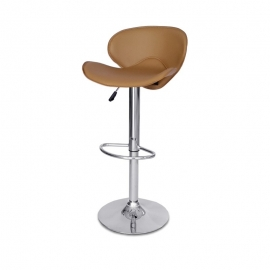 Chaise de bar 732 éco-cuir