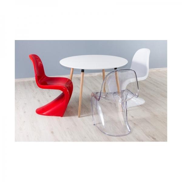 Chaise balance mod le 2 - Chaise panton blanche ...