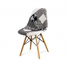 Chaise P016 inspirée Patchwork