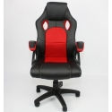 Chaise de bureau SPORTAGIO ROSSO RED