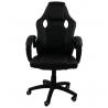 Chaise de bureau TESTAROSSA NERO BLACK