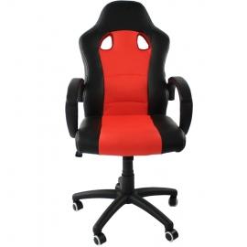 Chaise de bureau FORMULA ROSSO RED