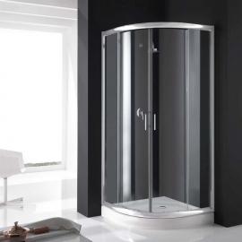 Cabine de douche Cosmo avec le bac