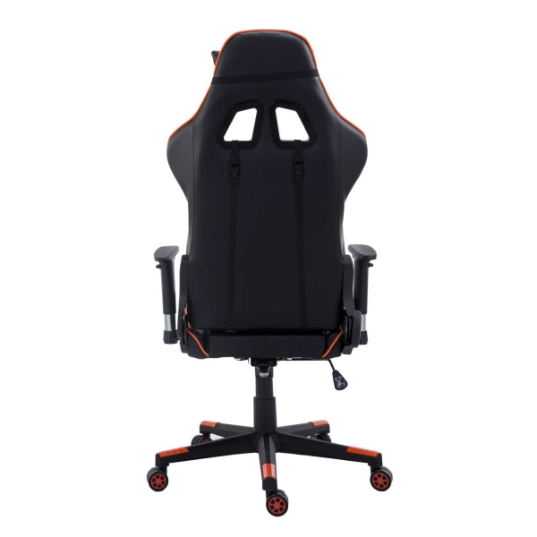 chaise de bureau gamer racer yardi sp z o o. Black Bedroom Furniture Sets. Home Design Ideas
