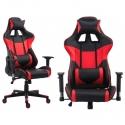 Chaise de bureau (gamer) Racer red