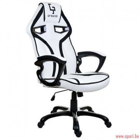 Chaise de bureau (gamer) GP Racer