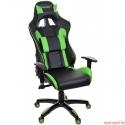 Chaise de bureau (gamer) Racer Vert