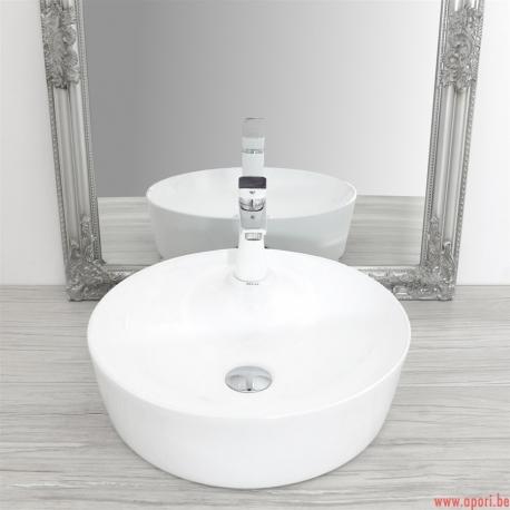 Vasque en céramique ROZALIA SLIM