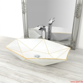 Vasque en céramique VEGA GOLD
