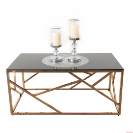 Table en verre 90X50 CT-020B