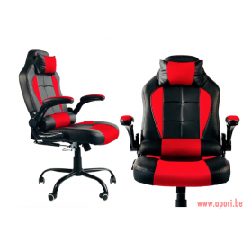Chaise de bureau (gamer) LUSSO PRO - FULL MOVEMENT