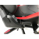 Chaise de bureau (gamer) GAME GTR BLACK