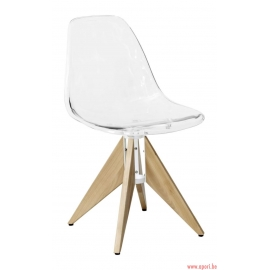 Chaise de salon ROCKET SLIM RS112T