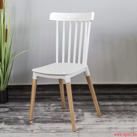 Chaise Licata bianco