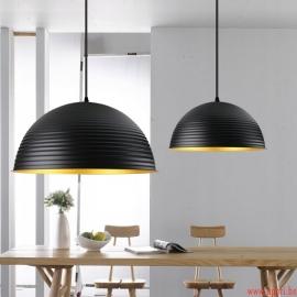 Lampe CANSAS BLACK