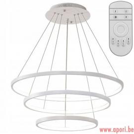 Lampe VEGAS 20+40+60 télécommande