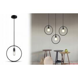 Lampe GEOMETRIC ROUND