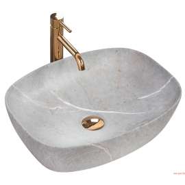 Vasque en céramique FREJA GREY