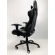 Chaise de bureau GAMER WARIOR WHITE - FULL MOVEMENT
