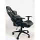 Chaise de bureau GAMER WARIOR BLACK - FULL MOVEMENT