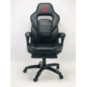 Chaise de bureau GAMER TITAN BLACK - Comfort édition