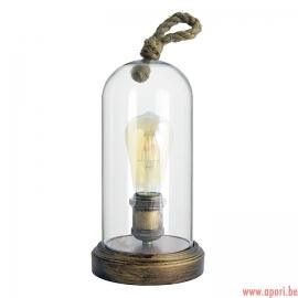 Lampe de table VARDE ROPE