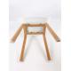Chaise de salon CAMILA BIANCO