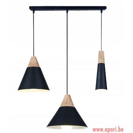 LAMPE CP NOIR