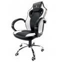 Chaise de bureau (gamer) ANTHEM WHITE