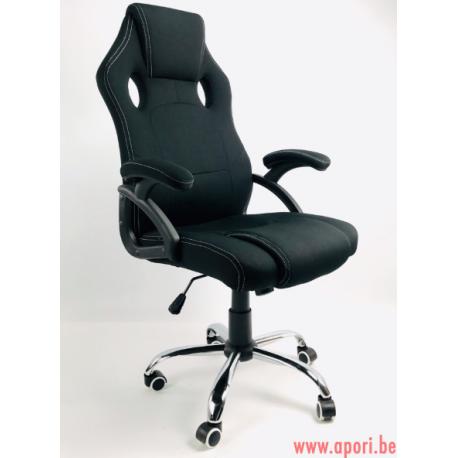 Chaise de bureau CARRERA FABRIC PRO