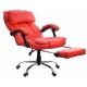 Chaise de bureau GIOSEDIO rouge FBK001