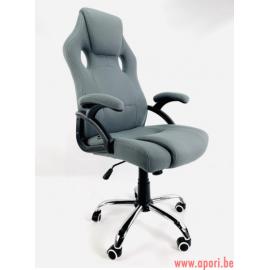 Chaise de bureau CARRERA FABRIC STONE PRO