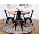Chaise de salon, cuisine et salle à manger Corsica