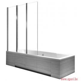 Paroi de baignoire AGAT-3 120cm