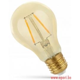 Ampoule E-27 230V 2W EDISON 14077
