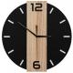 Horloge murale Loft ronde 35cm