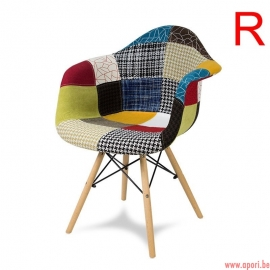 Chaise Patchwork 620C
