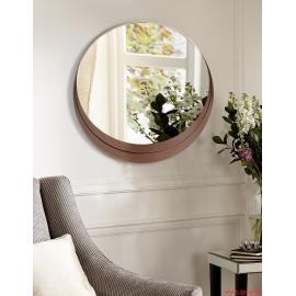 Miroir rond 60 Cuivre LOFT