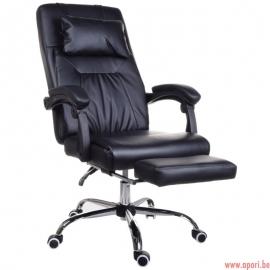 Chaise de bureau GIOSEDIO OCA 004 noir (massage)