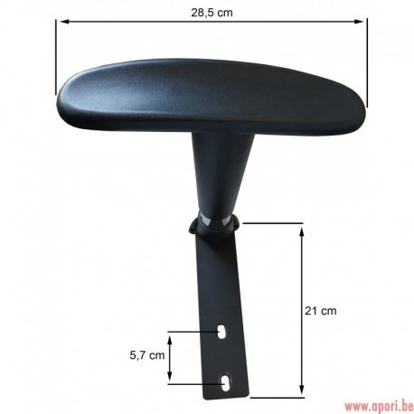Accoudoirs pour chaises GSA
