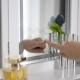 Coiffeuse Roma Led - 3 miroir